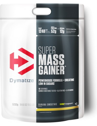 Dymatize - Super Mass Gainer (5232g)
